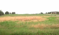 A PICTURESQUE 1 ACRE LOT, GENTLY SLOPED FOR GOOD DRAINAGE. THE PERFECT SPOT TO BUILD YOUR CUSTOM BUILT HOUSE ON, WITH A GREAT COUNTRY VIEW AND ON A GOOD ROAD. IN THE EXEMPLARY POTTSBORO ISD!