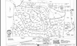 ALL BRICK CUSTOM HOMES IN GORGEOUS COMMUNITY WITH LAKE AND WALKING TRAILS * COME BUILD YOUR DREAM HOME *CONVENIENT TO I-40 AND HWY 210* CUL-DE-SAC LOT WITH 1.04 ACRES . 4 LOTS TO CHOOSE FROM Listing originally posted at http