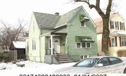 Wholesale Property in CHICAGO. Home has 1089 Sq Ft, with 3 beds, 1.0 baths.. Check out the pictures and contact us if interested...