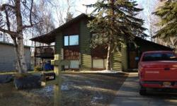 You don't want to miss out on this fully furnished home! Very spacious with a large entryway, 3 large sheds for all your toys, built in shelving, updated kitchen, huge yard and large deck for all your summer BBQ's! Furnishings stay including flat screen
