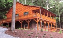 There are PLENTY more pictures if desired- it is hard to convey the true beauty of this land in the allowed space. This custom built log cabin is located in the heart of the VA mountains with beautiful surroundings. It truly is an escape from the ?real