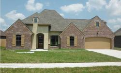 Come see your future home! Open house from 2pm-4pm. Beautiful new construction with fantastic floor plan. Large open living area with 3 bedrooms and 2 full bathrooms downstairs with 4th bedroom and additional bath upstairs. 100% financing available!