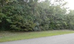 GORGEOUS LOT WITH 284' FEET OF ROAD FRONTAGE. BEAUTIFUL LOT TO BUILD YOUR DREAM HOMEListing originally posted at http