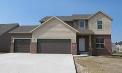 Five beds new construction in the grove! Front flex room with hardwood floors. Keisha Hopkins has this 5 bedrooms / 3.5 bathroom property available at 5805 Sugarberry in Bloomington for $324900.00. Please call (309) 275-0423 to arrange a viewing.