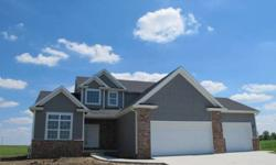 New construction 1.5 level home in the grove! 2 level family room with hardwood floors. Keisha Hopkins is showing this 4 bedrooms / 3.5 bathroom property in Bloomington. Call (309) 275-0423 to arrange a viewing.