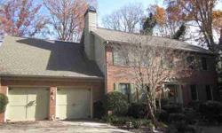 Wonderful brick 2 level family home located in chattahoochee country club area in gainesville.