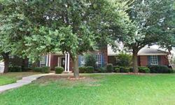 Immaculate home 4 beds, four bathrooms, study, formals, gorgeous pool with attached hottub & waterfall on .417acre with luscious landscaping. Nancy Sillers is showing 2809 Birmingham Briar Dr in Crowley which has 4 bedrooms / 4 bathroom and is available