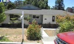 New Light Realty presents a great single family home in Hayward Hills. Spacious home featuring 4 bedrooms, 2 baths, 1 bonus room, and a large eat in kitchen. Living room offers lots of natural light, and a brick fireplace. Rear yard includes a covered