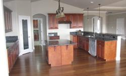 Brand new 2,514 sq. ft. home on 2.08 acres. 3 bedrooms, 2 1/2 bath with oversized 3 car garage. Great Ruby Mountain views, everything upgraded with granite and bamboo flooring throughout. Large kitchen with open floor plan, great to entertain. Large