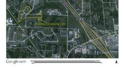 Bank owned lots priced to sell. 46 lots offered in bulk ? equivalent to $7,500 per lot. Or will sell individual lots ranging from $11,900 to $15,900. Fully platted and ready to build on. Raymore-Peculiar schools. Contact listing agent for more info.