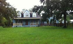 Five acre fenced mini-ranch one hour from Disney World, one hour from Daytona Beach, with lakes everywhere. Huge shop and barn. Bring your horses and your hobbies and live a WARM life of leisure! Just outside beautiful Mt Dora!MLS G4699102