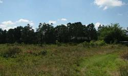 Gorgeous 1.2 acre private lot to build you home on!