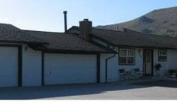 Enjoy a little country living inside city limits! Beautiful UPDATED/ REMODELED! Great mountain views! HUGE master w/gas fp, granite walk-in double-headed shower w/bench,jetted tub, 2 sinks w/granite counters,French-type door to deck. Lg. dining rm