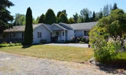Wow!! Two homes for the price of one on acreage/mini farm. Sandra Pittsenbarger has this 4 bedrooms / 3 bathroom property available at 1921 Matz Rd Matz Rd in Ferndale for $350000.00. Please call (360) 312-5849 to arrange a viewing.