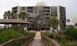 A well established OCEANFRONT complex located in the heart of St. Augustine Beach. Complex features 2 & 3 BR condos from $290,000 to $388,000. Detached garages may be available for separate purchase. Amenities include