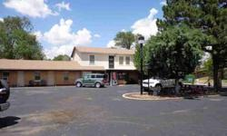 """Call Molly """"an agent outselling"""" to obtain more information about this commercial investment. It is currently a motel in Colby, Ks, however it would be a fantastic income producer as a multi-apartment. With the shortage of rentals and homes currently in"""
