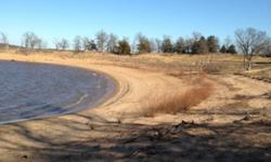 This is one Awesome Sand Beach Lake Lot.