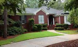WALK THROUGH THE BEAUTIFUL BEVELED GLASS FRONT DOOR INTO A LARGE FOYER AREA. HIGH CEILINGS, SPLIT FLOOR PLAN WITH A MOTHER-IN-LAW SUITE. CROWN MOLDING THROUGH OUT, 2 GAS FIREPLACES, RECESSED LIGHTING, BUILT-IN BOOKCASES, SPEAKER SYSTEM. KITCHEN WAS