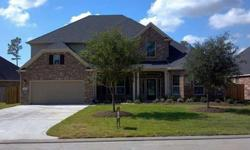 New energy efficient beazer home in the popular belhaven plan. Joe Rothchild is showing this 4 bedrooms / 3.5 bathroom property in Houston. Call (281) 599-6500 to arrange a viewing.