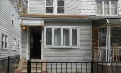 Very nice 1 family house. Fully renovated. * New boiler & hot water tank. * New windows. * New hardwood floors. * New stainless appliances. New kitchens, bathrooms and more. Good location