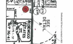 Lot 33 see plat map