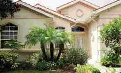 "Beautiful Mediterranean style home with barrel-tiled roof and featuring the larger 1893 s.f. interior of ""the Rialto"" model, with 3 Bedrooms, 3 full bathrooms (2 have smooth walk-in Roman showers and separate tubs and 1 with step-in shower), 2 car garage,"
