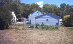 11x13 LR, 12x11 kitchen, 2 bedrooms 10x11, laundry room. Furnance 7yrs old, roof is 4 yrs. old, 2 car garage,hse has a crawl space.Lot size is 50x150.Why buy a condo when you can have a house with property for the same price.Listing originally posted at