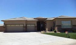 Beautiful single story home with solar, include granite counter top with backsplash, island with granite, alder wood cabinets,tile floors in kitchen,bathrooms and laundry room. Plantation shutters, Extra larg masterbedroom 24x17 with two walk in closets,