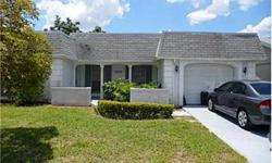 Short sale - attractive condition, enormous master bedroom with sliders to screened lanai, huge bonus/family room, dining area, roomy kitchen, tile throughout except for bedrooms, move in condition, fenced rear yard, landscaped, fha or va ok as this home