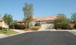 8809 /ICY MISTRAL CT... WOW... NOT A SHORT SALE OR REO... SIMPLY GREAT HOUSE FOR SALE... BY APPT ..ONLY ...DEN CAN BE TURNED TO THE 4 BEDROOM EASILY... 2ND BEDROOM HAS SERPERTE ENTRANCE WHICH IS THE CASITA... Call or text REALPROS now 702 900-2772 or