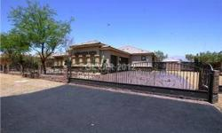 SPECTACULAR CUSTOM HOME**UPGRADES GALORE WITH HIGH CEILINGS, GRANITE, TILE, STAINLESS APPLIANCES, HUGE MASTER, EACH BDRM HAS OWN BATH, OFFICE AREA, HUGE COVERED PATIO, CUSTOM CONCRETE & WROUGHT IRON, R/V BOAT PARKING, LARGE TUFF-SHED, NICELY LANDSCAPED &