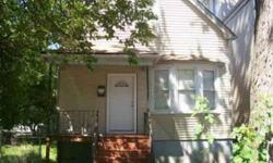 Beautifully rehabbed 3 bedroom home, freshly painted, new roof, new hardwood floors, new kitchen cabinets, new carpet, new ceramic bathroom tile, full unfinished basement, enclosed porch. For more information on this property, contact the listing agent,