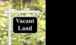 Lot #1 Webster. North Lot one acre, well rated at twenty GPM, Culvert & drive to County Drain Comm Spec's.