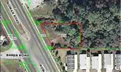 Approximately a 1/3 Acre lot. Lots of Trees. Survey is on hand.Listing originally posted at http