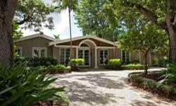 Just three houses from the Gulf on a mahogany tree-lined street, this neoclassical cottage has both charm and comfort. The current owner curated a collection of beautiful spaces during renovations in 2001, 2005 and 2009, combining the best of the old with