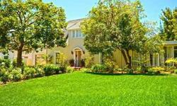 Magical 1923 Country French steeped with history, romance and vintage charm in prime BH Flats. Crowned by a magnificent magnolia tree and bordered by fragrant gardens, this classic and graceful beauty was previously owned by Marilyn Monroes famed agent,