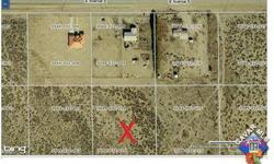 Littlerock Residential lot. Area has custom homes and ranches. Build your own custom built home and take advantage of the mountain views. Lot Zoned Agricultural. Many uses for this lot.