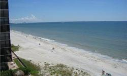 MOTIVATED SELLER SAYS, BRING AN OFFER!!!! LIVE WHERE OTHERS VACATION! This unit has a great rental history and is money maker. Seller motivated to move their beautiful updated and furnished 2 bedroom and 2 bath condo with direct Gulf Front views. As the