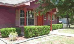 Cute 2 bedroom, 1.5 bath home in the heart of downtown Waco. Located on a large, fenced lot. Large windows with lots of natural light. May be eligible for FHA $100 down payment incentive with FHA financing. Ask your agent for details. Marketed by