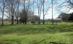 This 40+/- acre offering represents excellent training facility only 7 miles from Evangeline Downs. Featuring a 23 stall barn with 3 oversized stalls for foaling mares, feed room, hay room, tack room, tool room, and wash rack. Property also includes (9) 1