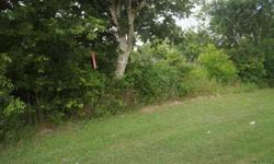 .5 acres just outside of the city limits w/ no restrictions!