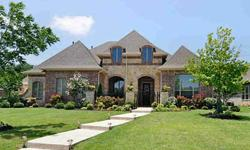 Love, love, love this home! Only 2 yrs old on 1/3 acre backing to treed greenbelt easement. Kathryn Piersall has this 3 bedrooms / 3 bathroom property available at 1001 Deer Run Lane in Prosper for $447000.00. Please call (972) 468-5142 to arrange a