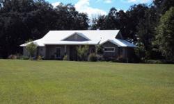 23+ acre mini farm in Dunnellon, FL (Marion county). Includes 2 homes