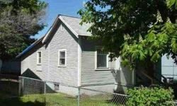Price Reduced! This is a Fannie Mae HomePath property. Purchase this property for as little as 3% down. This property is approved for HomePath Mtg Renovation Financing. Cute bungalow across the street from the park and school. Fantastic location. Taxed
