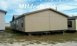 This 3 bedroom 2 bathroom double-wide home stands at 1904 square feet (28 x 68), and is all electric with hardboard and shingled roofing. The home has 2 living areas and a great country kitchen. The master bathroom has a separate shower. There is a lot
