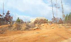 Greystone in powdersville - prime affordable building lot in the wren community.
