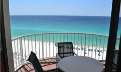 Incredible unit and rental investment. This new, tastefully decorated 2 beds, two bathrooms unit boasts gulf views and vast amenities. Jane Araguel has this 2 bedrooms / 2 bathroom property available at 9815 Hwy 98 #1104 in Miramar Beach, FL for