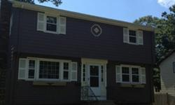 great area of stoneham close to melrose Kitchen has SS and granite 2 full baths with marble hardwoods thru -out LL is tastefullly finished good size yard call to view showings start 7/9