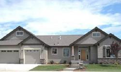 Proposed home. The Cascade by Paras Homes. Quality new construction rancher w/ 4BD/3BTH on a large view lot in Talon Ridge. Great room floorplan features hardwoods, bowed windows, gas frplc with stone accent & gorgeous covered Trex deck to soak in the