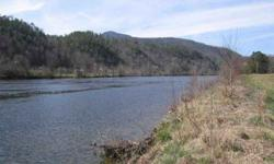 Wonderful opportunity to own property on the hiwassee river!